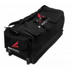 Large Equipment Bag With Wheels For Football Baseball Basketball Volleyball