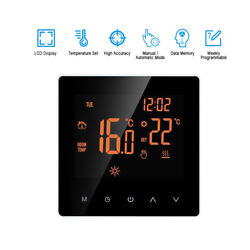 Smart Temperature Controller Programmable Electric Floor Heating Thermostat