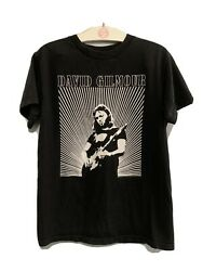 "DAVID GILMOUR Pink Floyd Rare Band Concert T Shirt ""Tennessee River"" Vintage $49.95"