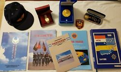Rare Chinese National Police Agency Officer Memorabilia Police / Military