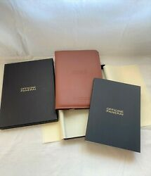 Limited Notebook And Case For Luminor Gmt Radiomir Marina Pam 8 Days Watch