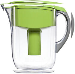 Brita Large 10 Cup Grand Water Pitcher with Filter - BPA Free - Green Other