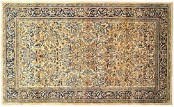 Antique Decorative Oriental Rug In Small Size With Free Shipping