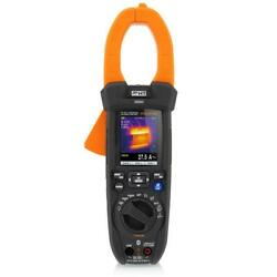 Ht Instruments Eclipse Ac/dc True Rms 1000a 1500v Clamp Meter Thermal Imager