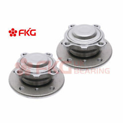 2 Front Wheel Bearing Hub For Bmw 330i 335i 328i 325i 323i 135i 128i 325i 335i