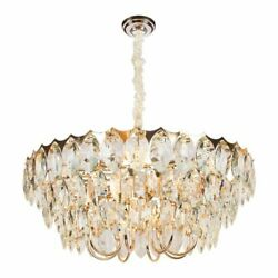 Crystal Chandelier Exquisite Lights Perfect For Home/hotel Lobby Modern Lighting