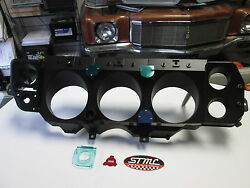 Chevelle Monte Carlo El Camino New Ss Dash Housing Assembly 71-72