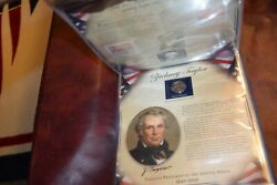 Set 14 Pcs United States Presidents Coin Collection - Coin And Stamps