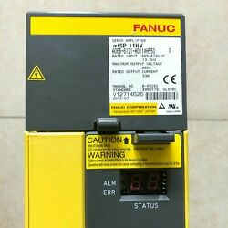 1pcs Used Fanuc A06b-6121-h011h550 Servo Amplifier Tested In Good Conditionqw
