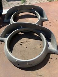 1956 Cadillac 4 Door Hard Top Headlight Trim/bezels