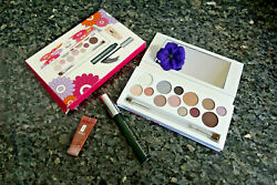Clinique Light Up Your Eyes Limited Edition Eyeshadow Palette Mascara And Eye