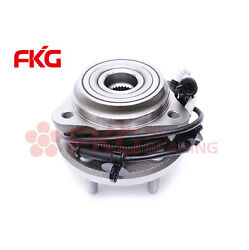 New Front Driver Or Passenger Wheel Hub Bearing For Ford Ranger W/abs 4x4 515051