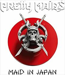 Pretty Maids Maid In Japan Future World First Limited Edition Dvd+cd 2020