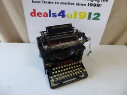 Vintage Remington 12 Typewriter Excellent Condition, Needs New Ribbon No Defects