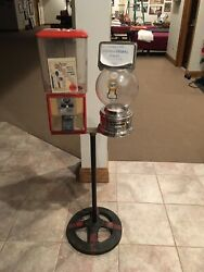 Vintage Ford Double Gumball Machine