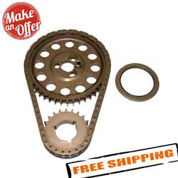 Cloyes 9-3100a Hex-a-just True Rollers Speed Timing Set W/ 58 Timing Chain Link