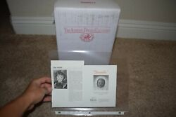 Edwin M Knowles Yolandaand039s Picture Perfect Babies Danielle Porcelain Doll And Box