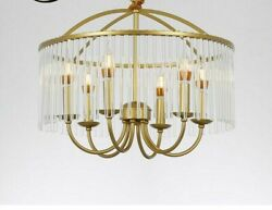 Vintage Pendant Luxury Lights Indoor Home Lighting Fixtures Led Stick With Glass