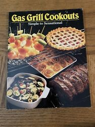 Gas Grill Cooking Cookbook