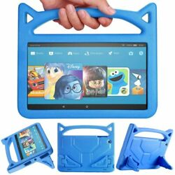 10.1quot; Kids For Amazon Fire HD 10 7th 2019 2017 Tablet EVA Case ShockProof Cover $13.69