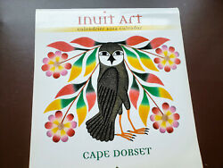 2012 Inuit Art Calendar Pre-owned, Prime Condition Free Shipping