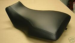 Yamaha Grizzly 350 400 450 660 Black Seat Cover