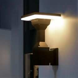 Outdoor Led Wall Lamps Hotel Exterior Waterproof Porch Patio Surface Mounted New