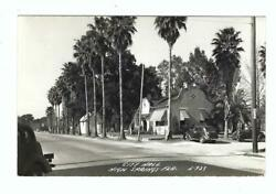 RPPC C 1950 City Hall High Springs FL