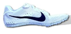 Nike Zoom Victory 3 Racing Track And Field Shoes/spikes Off White Mens Choose Size