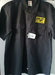 NEW MAGNAFLOW Performance EXHAUST SYSTEM Dickies Work SHIRT Black Large $44.99