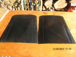1967-70 Ford Mustang//cougar Xr7 High Back Bucket Seat Backs...set Of 2