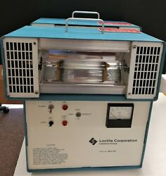 Loctite High Intensity Uv Exposure Power Supply 980160 And Two Sets Of Uv Lamps