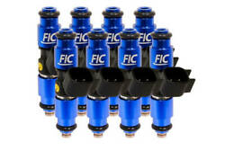 1440cc Fic Fuel Injector Clinic Injector Set For Ford F150 04-16 Lightning 99-04