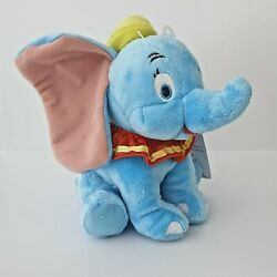 Disney Classic Dumbo 6andrdquo Plush Doll Beanie Toy Collectible
