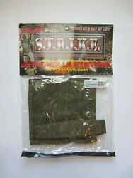 New Blackhawk Strike Molle Admin/utility/compass/light Pouch 37cl32od Olive Drab