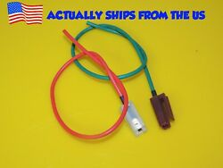 New Chevy Gm Hei Distributor Power / Tach Plug Pigtail Connector Harness Set