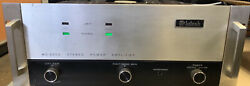 Vintage Mcintosh Mc2200 Stereo Power Amplifier With Rack Handles