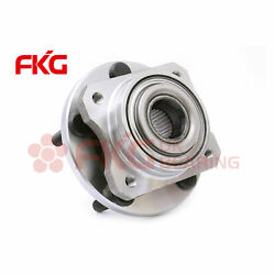 Front Wheel Bearing Hub For 96-07 Dodge Caravan Chrysler Town And Country 513123