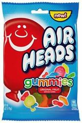 Airheads Fruit Flavored Gummies Candy 6 Ounce [12-bags]