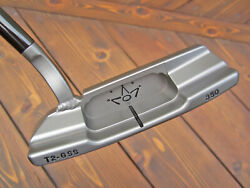 Scotty Cameron GSS Tour TIMELESS 2 Circle T WELDED 2.5 NECK & BLACK SHAFT - 350G