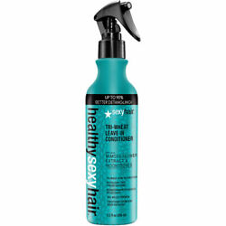 Healthy Sexy Hair Tri-wheat Leave In Conditioner 8.5 Oz Hair Spray Pack Of 24