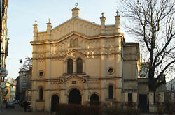 Tempel Synagogue Photographic Print Poster Most Beautiful Places In Poland 24 M