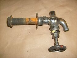 Vintage Beer Tap Soda Fountain Spout Central The Chicago Faucet Co.