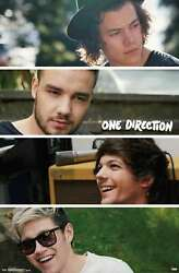 One Direction - Group Collage Poster