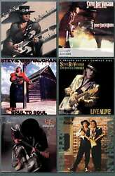 Stevie Ray Vaughan - Albums Poster