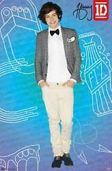One Direction - Harry Styles - Pop Poster
