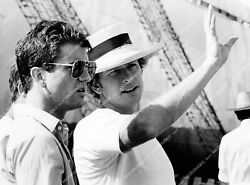 Crp-50834 Director Peter Wier Mel Gibson Film The Year Of Living Dangerously Cr