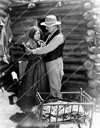 Crp-52196 Charles Ogle Claire Mcdowell Silent Film The Flaming Forest Crp-52196