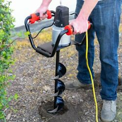 Electric Post Hole Earth Dirt Ground Drill Drilling Machine Auger