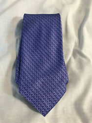 David Donahue 100% silk tie purple made in the U.S.A. $30.00